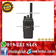 Motorola - Andorra XiR P6600 digital walkie talkie