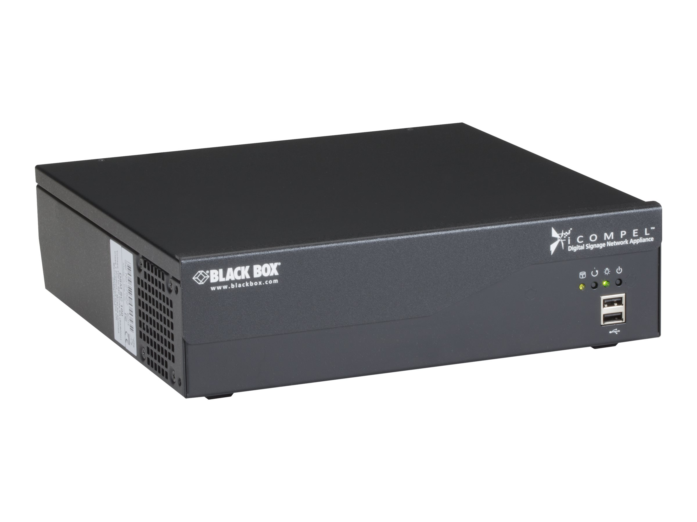 Black Box iCOMPEL Deployment Manager 500 Device - Network management device - GigE - desktop