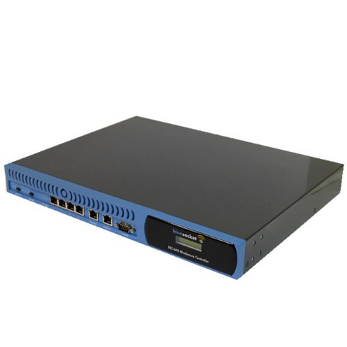 Adtran Bluesocket BlueSecure Controller 600 - Network management device - 10Mb LAN, 100Mb LAN, GigE - 1U (1700902F1)