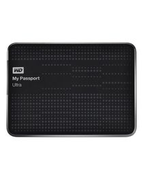 Western Digital - 1TB My Passport Ultra USB 3.0 Portable Hard Drive - Bule