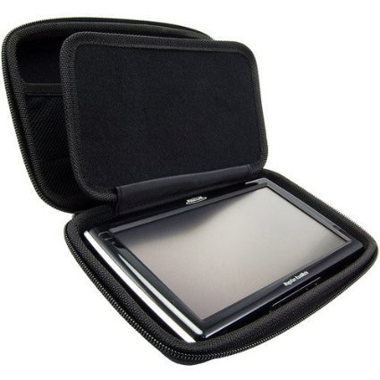 Mfx2 Extra Large Hard Shell Carry Case For Garmin Nuvi 2757LM, Nuvi 2797LMT, RV 760LMT 7″ GPS