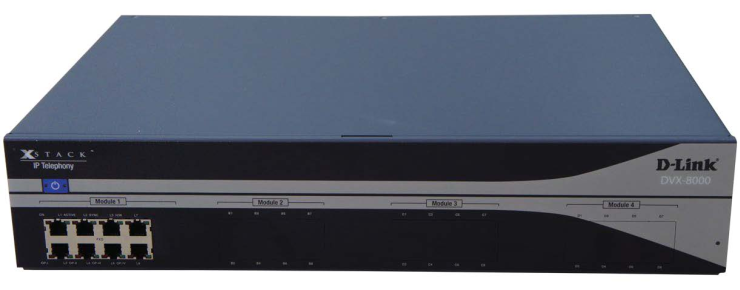 D-Link IP PBX - SMB Enhanced IP-DVX-8000/E